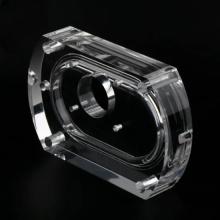 Custom printing transparent parts