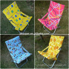 Складывающееся кресло для отдыха в кресле Солнцезащитное кресло для красочного регулируемого 5-позиционного