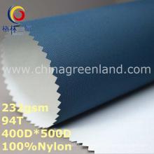 Nylon tafetá tecido impermeável oxford para saco sportwear (gllml289)