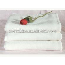 Горячие продажи 100 процентов хлопок белый опт пляжное полотенце