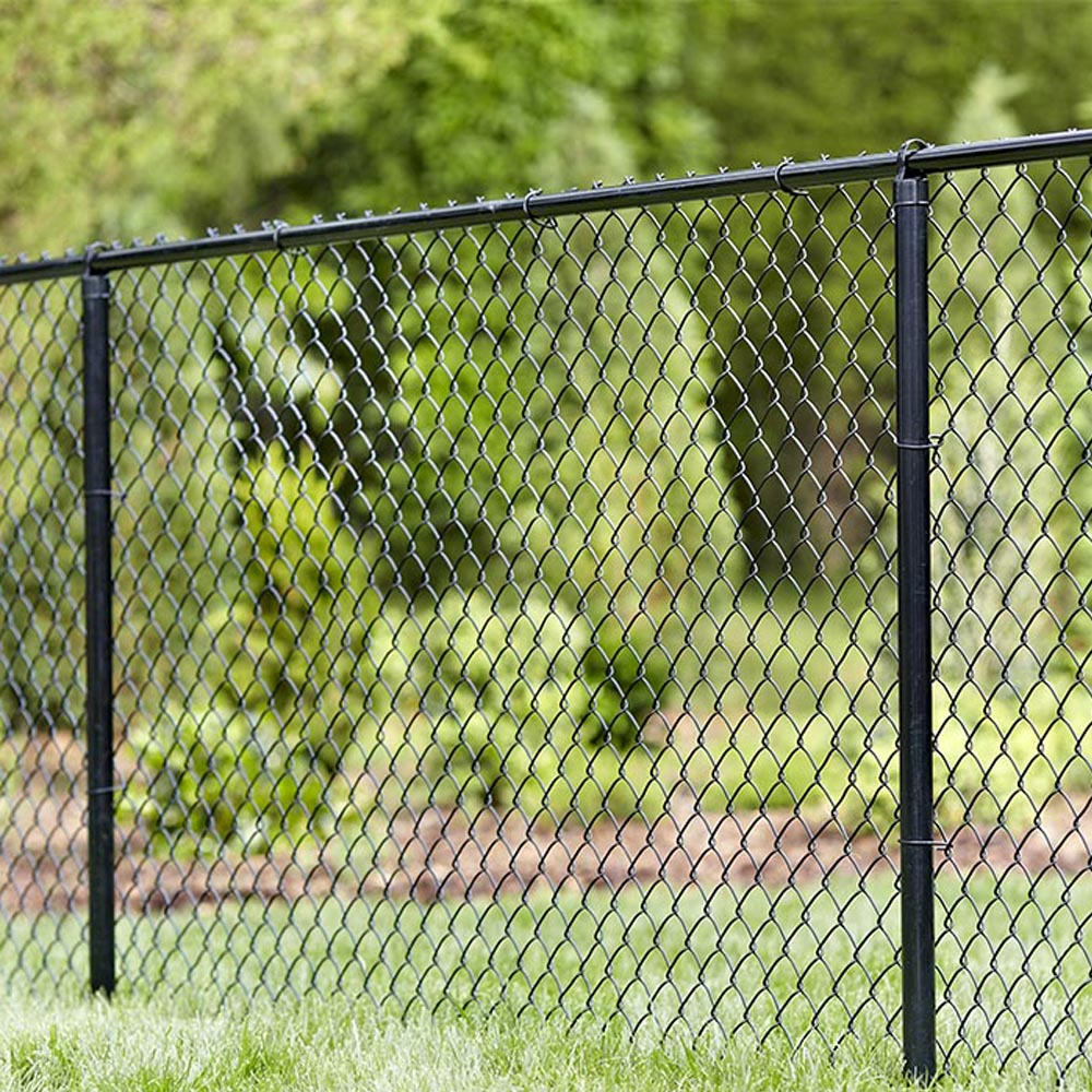 China Chain Link Wire Mesh Fence Manufacturers