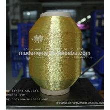Reines Gold st/ms Metallic Garn