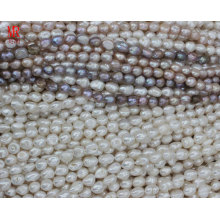 Nugget Natural Pearls Strands (ES353)
