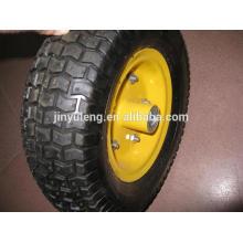 высокое качество колесо Барроу автомобиль 13x5.00--6 для Кургана колеса ,ручной тележки, трава движенец
