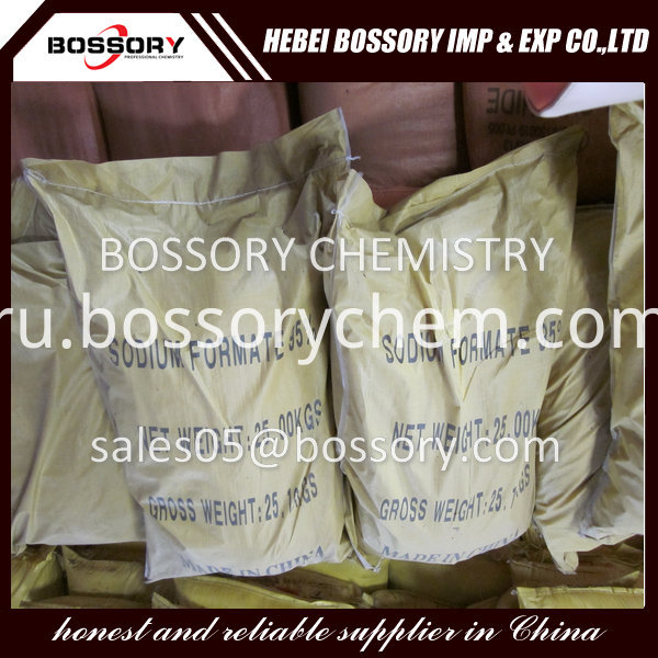 Sodium Formate For Industrial Use 95% B