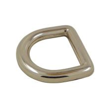 Zinc Alloy D Ring (inner: 25*23mm)