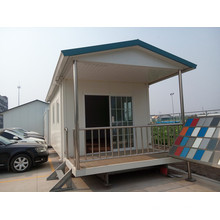 Melhor Residencial Casa De Aço Pré-fabricada Villa House Model
