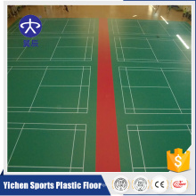 indoor sports flooring Badminton Court Mat