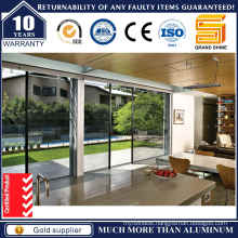 High Quality Fashionable Aluminum Hermetic Sliding Door