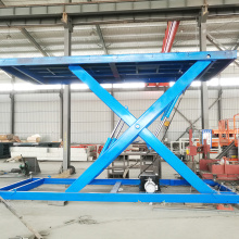 Scissor Lift Mechanism Design Car Lift Elevator