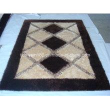 Quadrilateral Tufting Carpet of The Design
