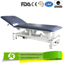 China Supplier Electric Massage Bed with Facial Hole