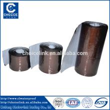 Auto-adesivo de betume fita de reparação de alumínio para isolamento