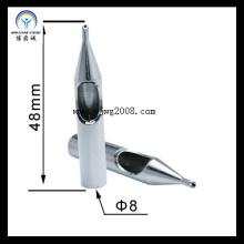 8 * 48 мм, 3D, 304 Нержавеющая сталь Tattoo Советы Tp-Ss3d-03