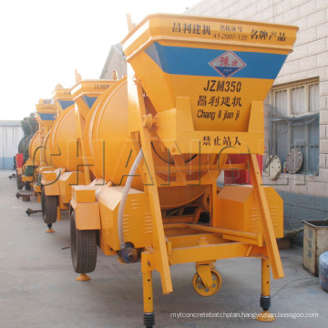 Jzm750, (20-30m3/h) Electric Small Concrete Mixer