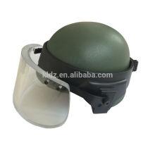 Army Kevlar bulletproof helmet with Bulletproof Visor