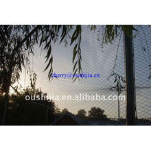FLEXIBLE STAINLESS STEEL CABLE MESH WOVEN TYPE(factory)