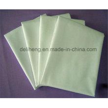 Tissu blanchi blanc / semi-blanchi blanc / pré-lavé T / C pour poche