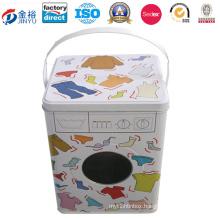 Gift Washing Machine Tin Box