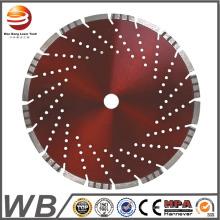 Hartlegierungs-Sägeblatt für Holz-Aluminium-Schneiden