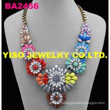 hot selling rhinestone choker necklace