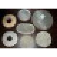 Disco de filtro de acero inoxidable Muchas formas Una sola capa Multi capa