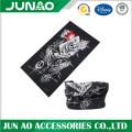 Bandana mask with custom artwork