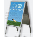 Display Poster Stand