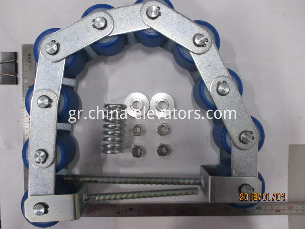 HANDRAIL PRESSURE ROLLER CHAIN ASSY for OTIS Escalators / Xizi Otis Escalators