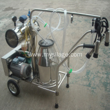 Stainless steel 201/304 bucket milking machine