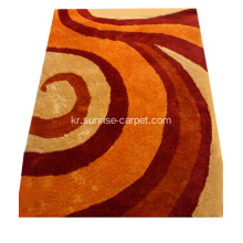 Microfiber Shaggy with Design