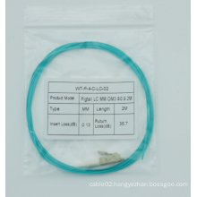 0.9 LC Om3 Fiber Optic Pigail Connector