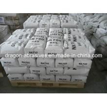 Braune Aluminiumoxid für Sandstrahlen