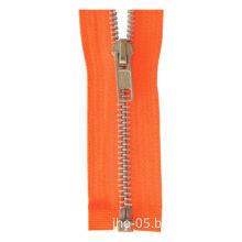 Metal Zipper, 4#, Brass O/ENew