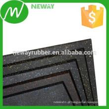 Compressão personalizada moldada de boa resistência peças de borracha