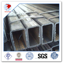 Sections creuses carrées laminées à froid Grade a 100 mm X 100 mm Pipe