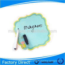 custom logo printed magnetic whiteboard for refrigerator