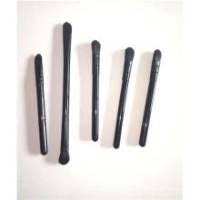 Черный набор кистей для макияжа