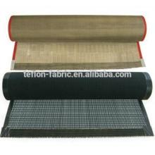 Courroie de séchage et de séchage en fibre de verre revêtue de PTFE personnalisée