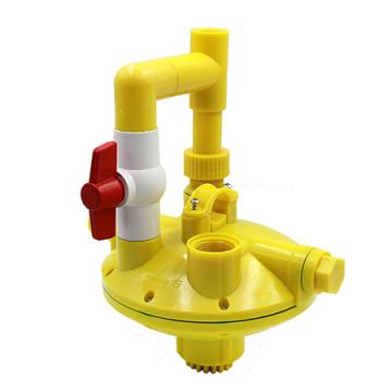 Chicken Layer Cage Pressure Reducing Regulator Valve Two-way Recoil Pressure Regulating Valve Water Pump Pressure Regulator