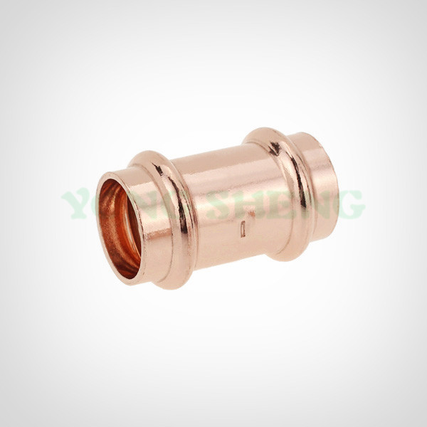 V-Press Copper  Fitting Coupling