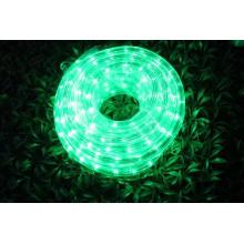 Lumière de corde LED 2 fils vert