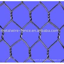 Malha de arame hexagonal / cerca / malha de arame soldada