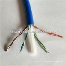 Проводники CCA / CCS / CU utp cat6 lan для концентратора