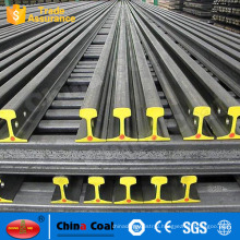 Q235B 15KG Track Rail Steel Rail Price For Mining Tunnel Railroad