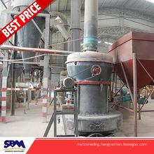 Algeria used ceramic mill machine for bentonite