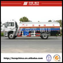 Химический жидкостный транспортировки полуприцепа, химической жидкости грузовик (HZZ5165GHY)