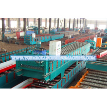 Corrugated Step Tile Roll Forming Machine