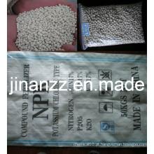 Fertilizante NPK (fertilizante composto 15-15-15, 17-17-17, 20-20-20)