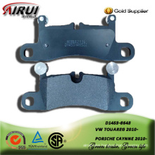 semi-metallic brake pad for vw touareg 2010-